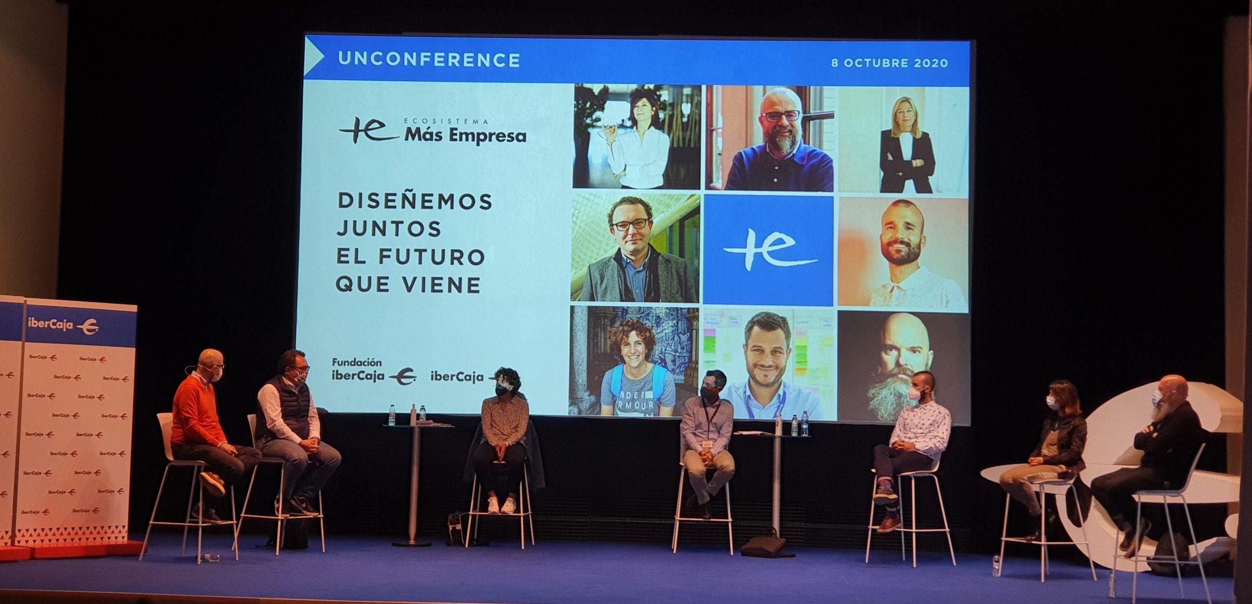 Unconference del ecosistema Más Empresa de Ibercaja coordinado por MIT Comunicación Estratégica